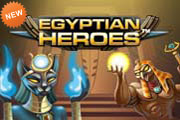 slot machine egyptian heroes