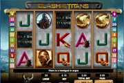 slot machine clash of the titans